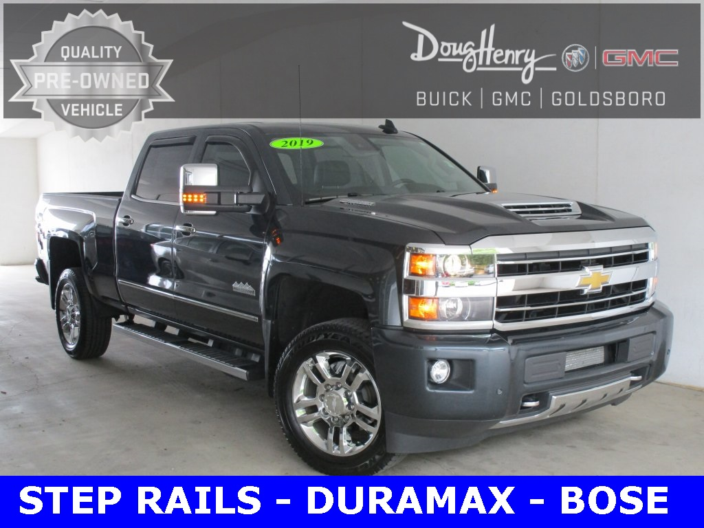 2500Hd High Country >> Pre Owned 2019 Chevrolet Silverado 2500hd High Country 4wd