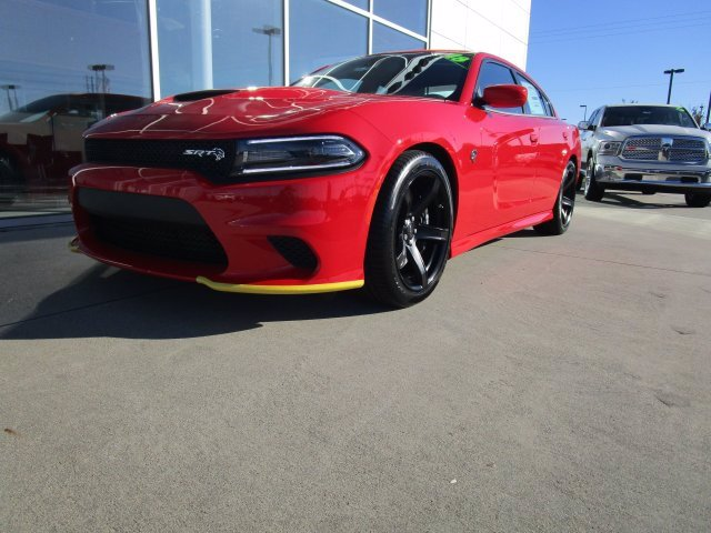 2018 Hellcat >> New 2018 Dodge Charger Srt Hellcat Sedan In Kinston Kd033 Doug