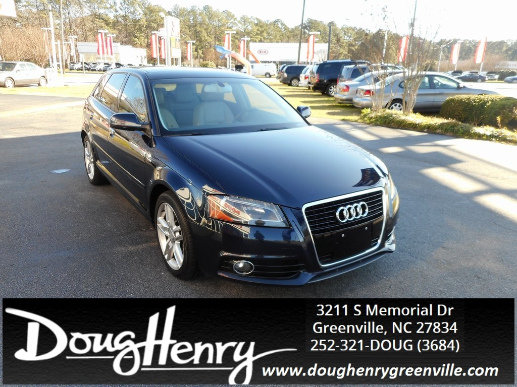Pre-Owned 2011 Audi A3 2.0T Premium Plus
