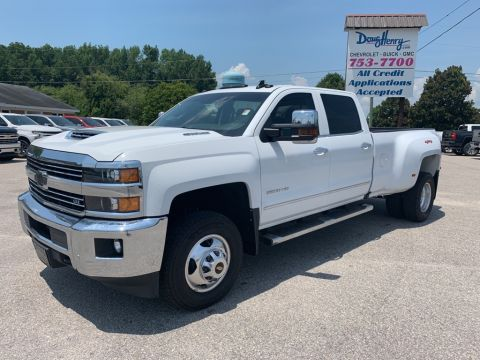 Pre-Owned 2019 Chevrolet Silverado 3500HD LTZ